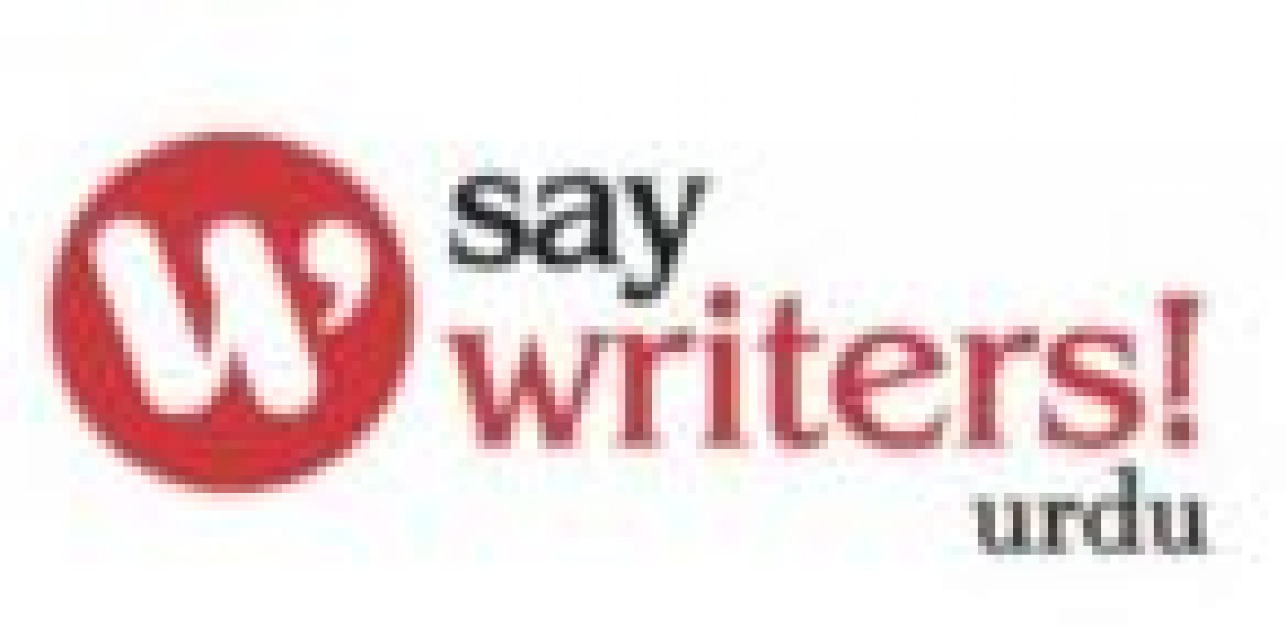 Say Writers