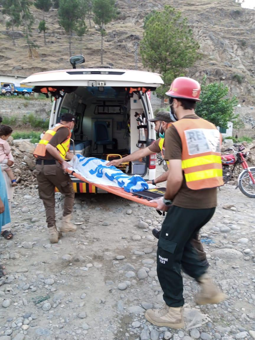Saywriters 5 - A person drowned in River Swat today, Another body found while searching.