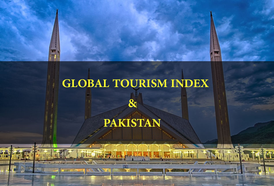 global index pakistan - Global Tourism index and Pakistan